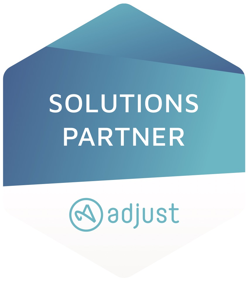 SOLUTIONS PARTNER adjust